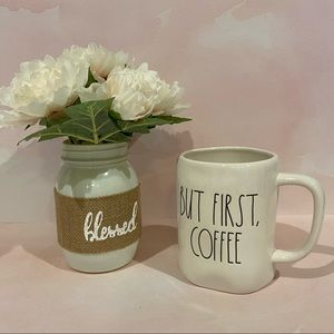 "🌷New! Rae Dunn ""But First, Coffee"" Mug🌷"